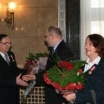 Uroczystość w U.W. w Katowicach