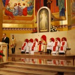 Biskup Romuald Kamiński przewodniczył mszy w intencji Spółki i pracowników