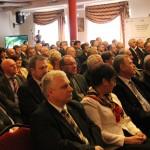 Zaproszeni goście: na pierwszym planie Prezes Izby Gospodarczej  Wodociągi Polskie Tadeusz Rzepecki oraz Dyrektor Izby Dorota Jakuta