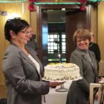 Tort urodzinowy wniesiony przez członka Rady Krajowe Annę Jaśkiewicz