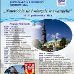 Plakat 2015 - Inowrocław