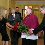 Powitanie Ks. Bpa Edwarda