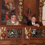 Członkowie Rady Krajowej z Kalisza : Henryk Żubertowski i Andrzej Grzeluszka