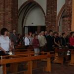 Podczas Mszy w Katedrze
