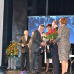 Kwiaty i gratulacje od Rady Miasta