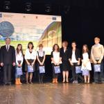 Młodzi laureaci konkursów