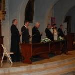 Odśpiewanie hymnu naszego duszpasterstwa