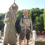 Posąg św. Jakuba