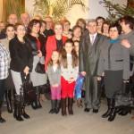 Zarząd i pracownicy Tarnobrzeskich Wodociągów
