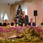 Życzenia od Prezesa Związku Komunalnego Gmin ds. wod.- kan.,wójta gminy Mykanów-Krzysztofa Smeli