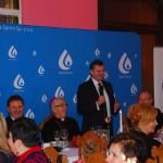 Słowa powitania wygłoszone przez Prezesa Piotra Komrausa