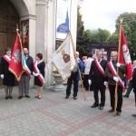 Poczty sztandarowe w Kaliszu