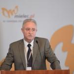 Prezes MPGK w Mielcu Marek Bąbała