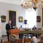 Rozpoczęcie konferencji przez Przewodniczącego  Duszpasterstwa Ryszarda Wałacha
