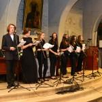 Koncert w wykonaniu młodzieży z Mieleckiej Szkoły Muzycznej