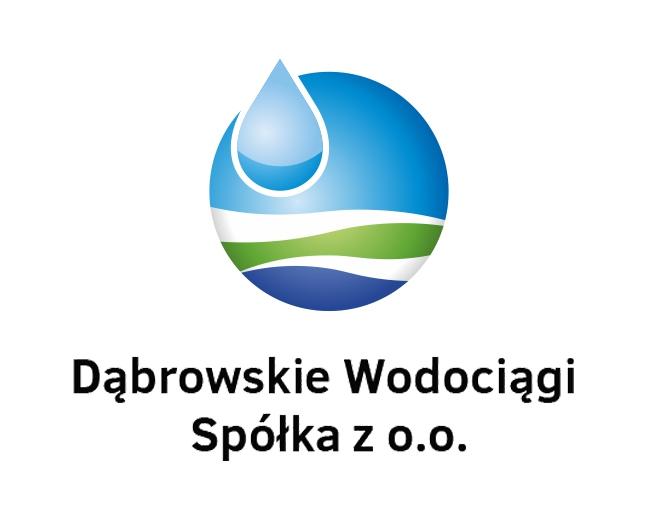 logo Dabrowskie Wodociagi