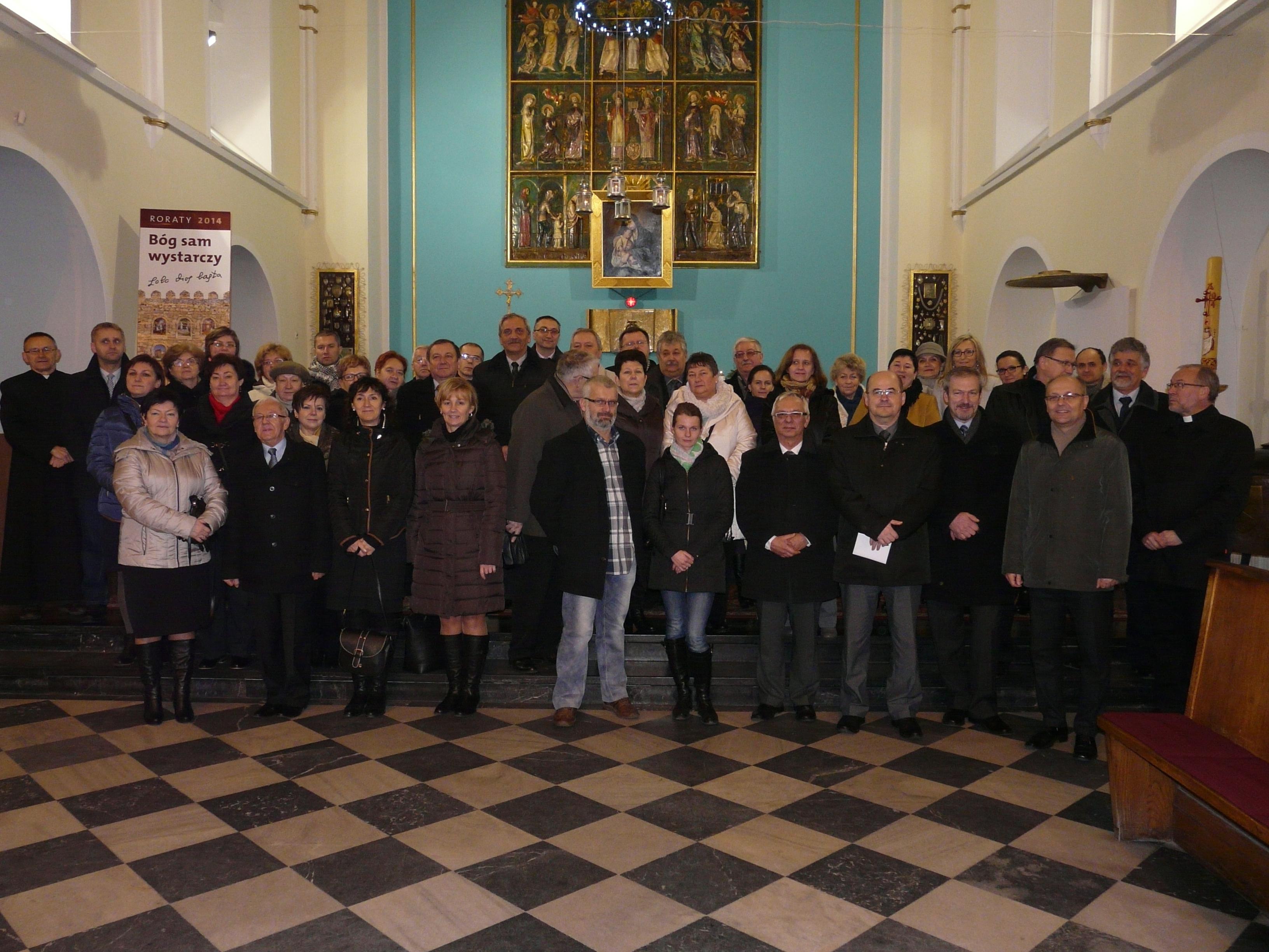 Rada Krajowa w kościele p.w. Apostołów Filipa i Jakuba