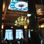 Wnętrze Pałacyku Fitznera