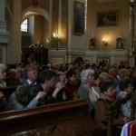 Pielgrzymi przybyli na Mszę św. do św. Józefa w Kaliszu