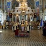 Liturgia w cerkwi