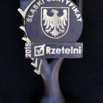 "Nagroda ""Rzetelni w Biznesie 2015"