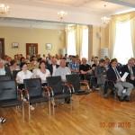 Uczestnicy Konferencji podczas rozpoczęcia.