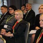 Uczestnicy konferencji kończącej projekt