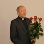 Solenizant - ks. Grzegorz Krząkała