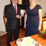 Laureat i Pani Wiceprezes Magdalena Stefańska