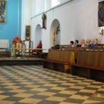 Msza św. w kościele pw. św. Filipa i Jakuba