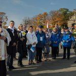 Powitanie pielgrzymów przez abpa. Józefa Górzyńskiego
